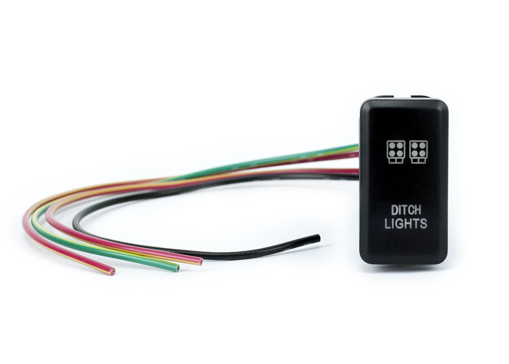 "Toyota OEM ""Ditch Lights"" Switch"