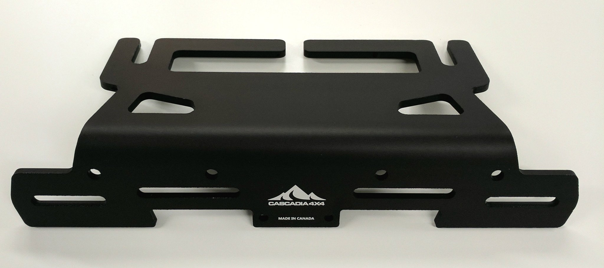 "Cascadia 4x4 ""Lite Mount"" - Winch Fairlead Light Mounting Bracket"