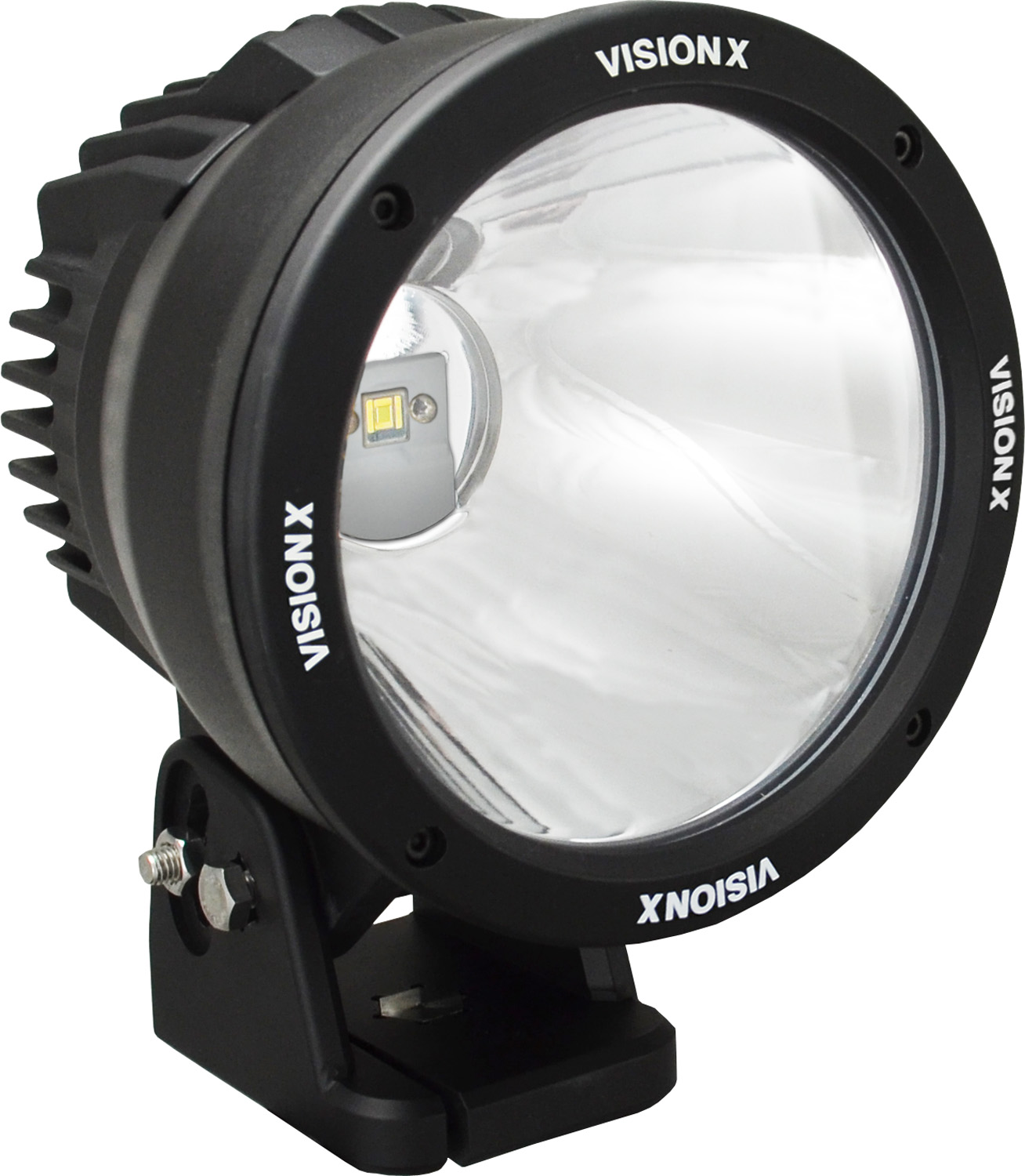 "6.7"" CANNON BLACK 1 50W LED 10¼ NARROW"