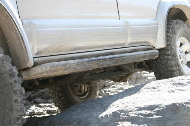 Demello 4Runner Hybrid Sliders 1996-2002