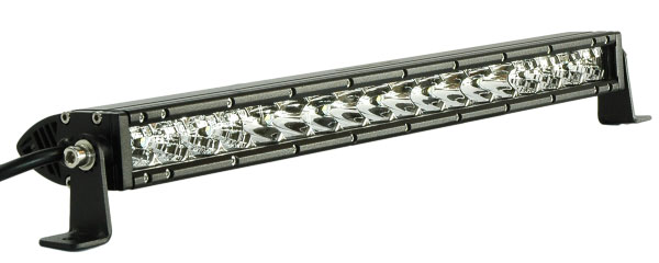 "Pro-Series 2D 30"" Single Row LED Light Bar - 12,000 Lumens - Combo Beam"