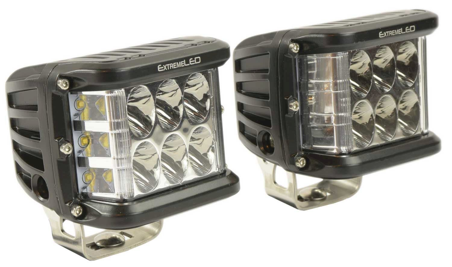 Extreme LED Side Shooter LED Light Pod Kit (Pair)