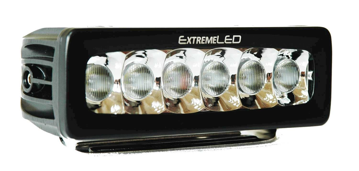 "Pro-Series 6"" CREE LED Light Bar - 2,400 Lumen - Flood Beam"
