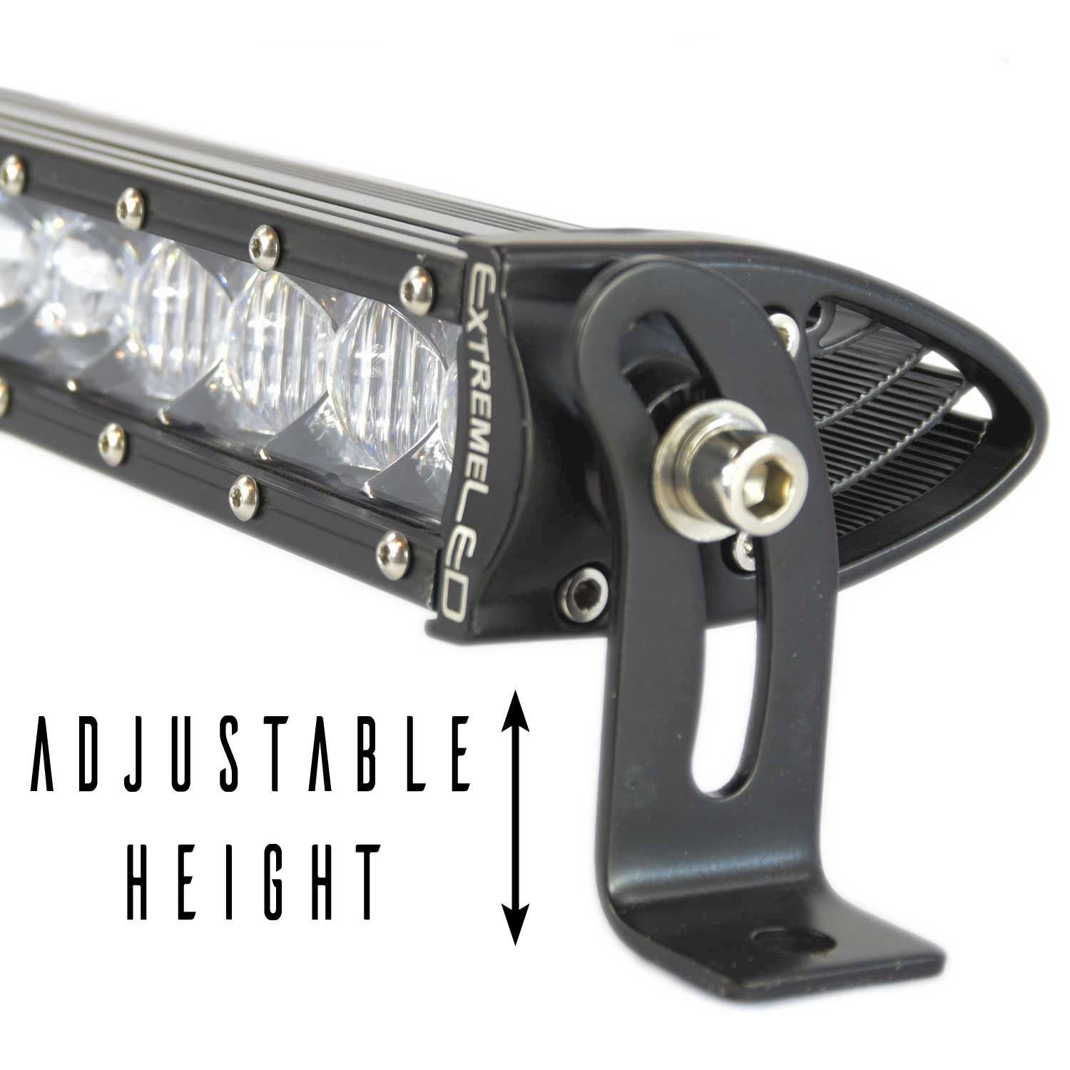 Extreme 5D 40 inch Single Row LED Light Bar