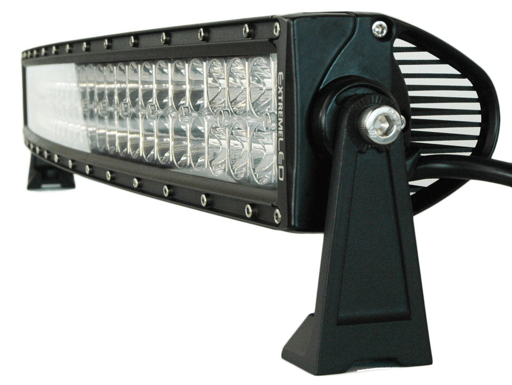 Extreme Series 5D 40 inch Curved OSRAM LED Light Bar