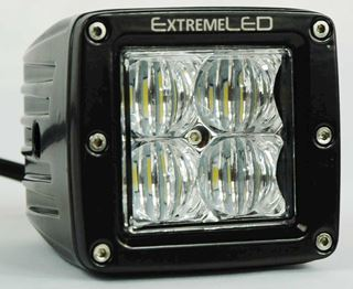 Extreme Series 5D 3 inch CREE LED Light Pod - 1,600 Lumens - Flood Beam