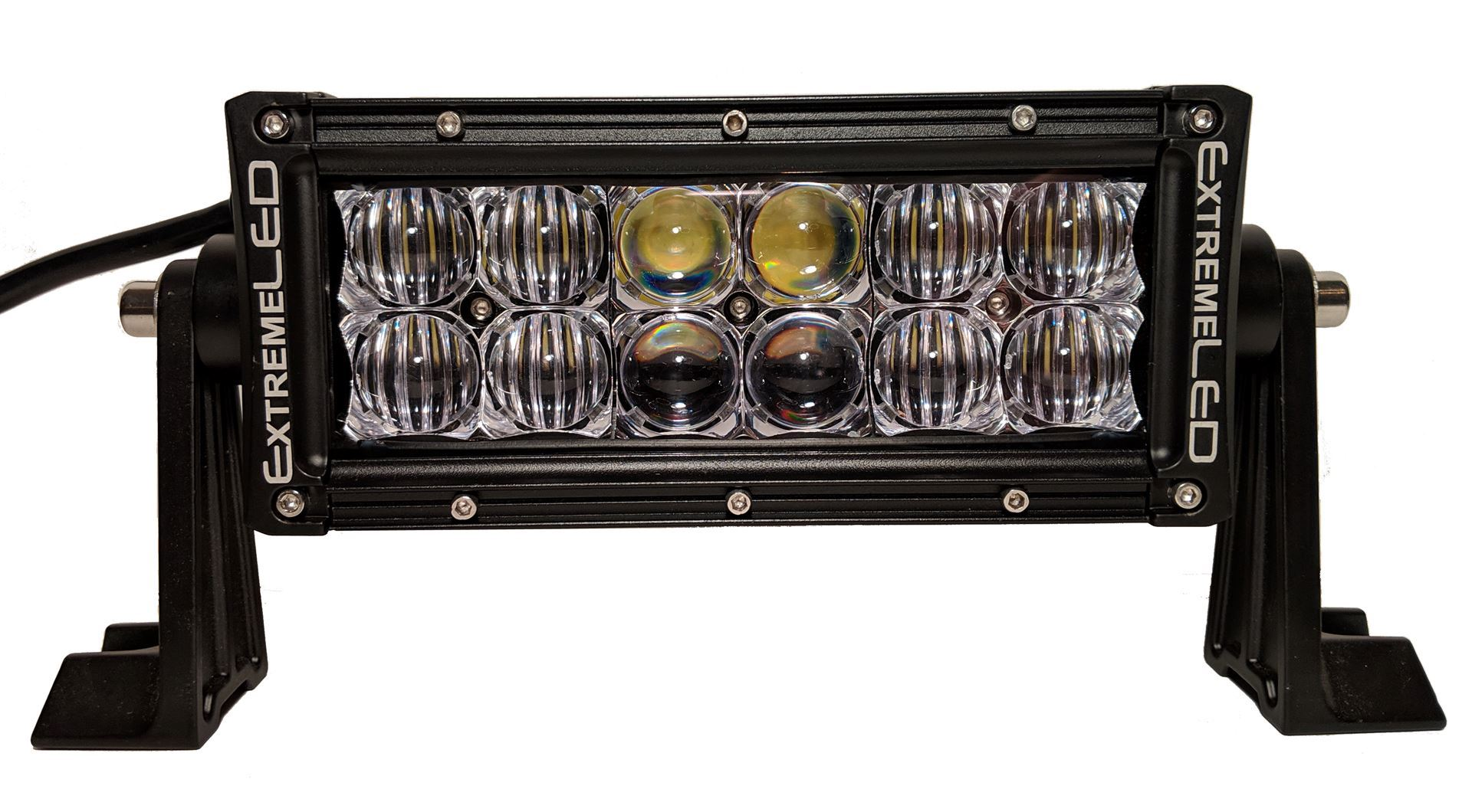 Extreme Series 5D 8 inch 5w OSRAM LED Light Bar