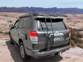 Gobi Toyota 4 Runner 5th Generation Driver Side Ladder