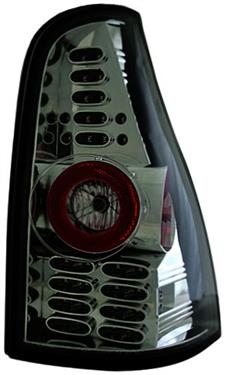 IPCW Platinum Smoke LED Tail Lights - 03-07