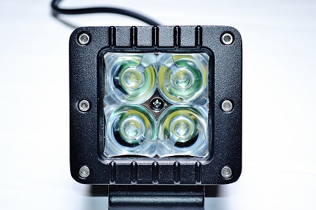 Lifetime LED Lights 3 inch Square 16W