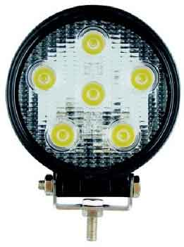Lifetime LED Lights 4.5 inch Round 18W
