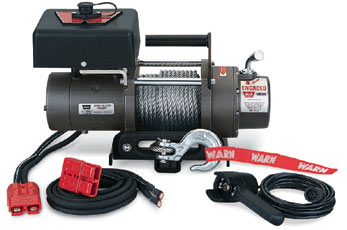 Warn M6000 SDP Winch