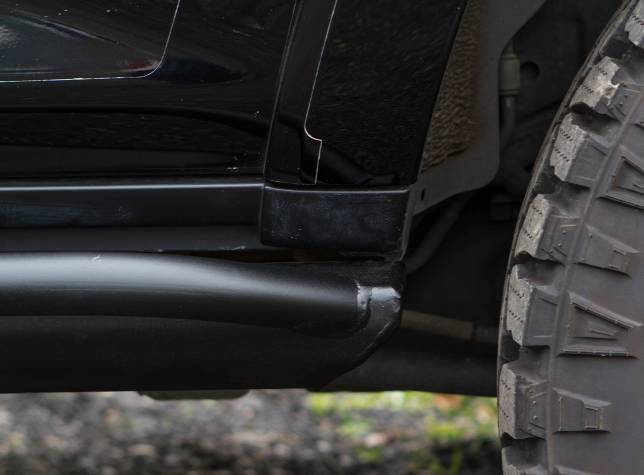 Metal Tech 2010+ 4Runner TRD Off-Road Premium Sliders