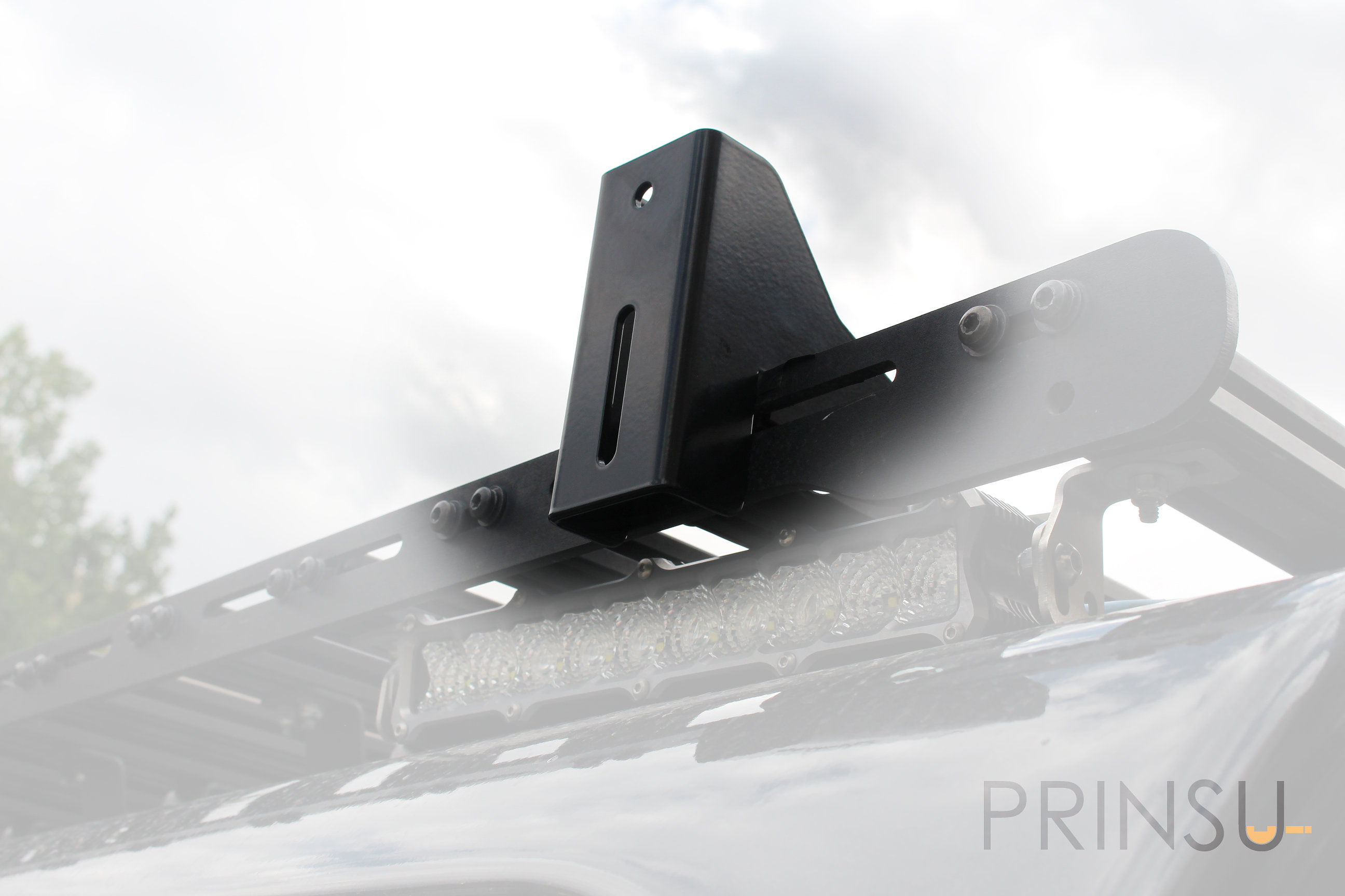 PrInSus Awning Mounting Bracket