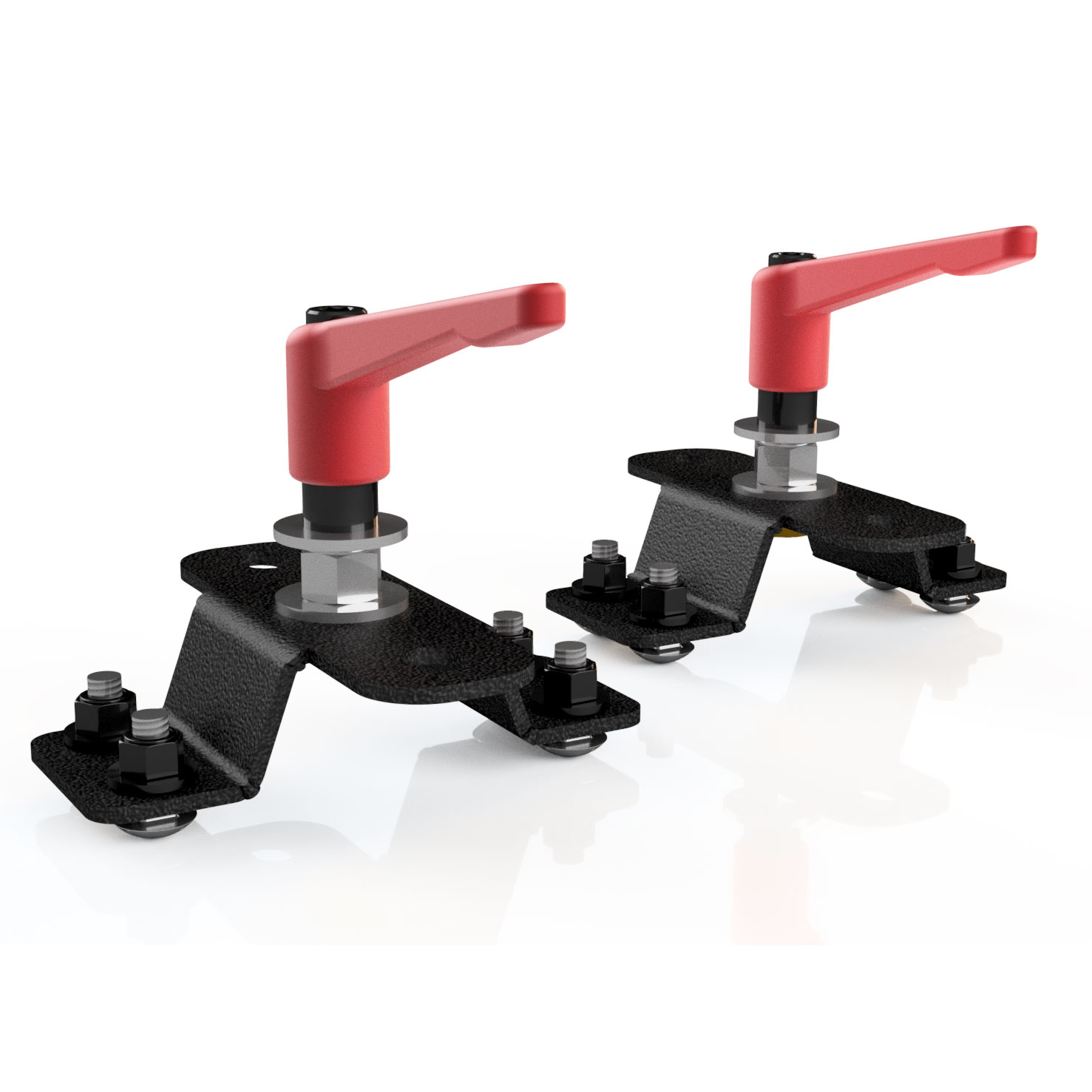 PrInSu Hi-Lift Jack Mount