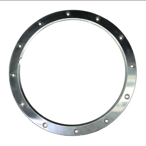 TRD Replacement Trim Ring for 16 inch TRD Wheel - Single
