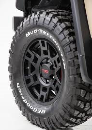 Toyota TRD Pro Style 17 x 7 Wheel; Black (Local CenTex PickUp Option)
