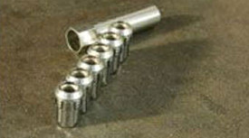 TRD Chrome Conical-Seat Lug Nuts 12mm x 1.5