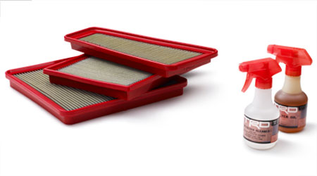 TRD Air Filter Cleaning Kit
