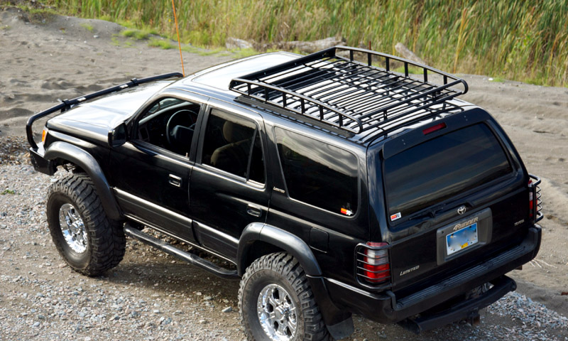 Baja Rack 4Runner Gen3 Standard Basket Rack 1996-2002