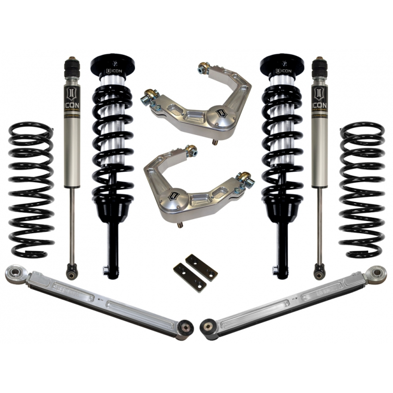 "Icon 2010-UP Toyota 4Runner 0-3.5"" Suspension System - Stage 3"