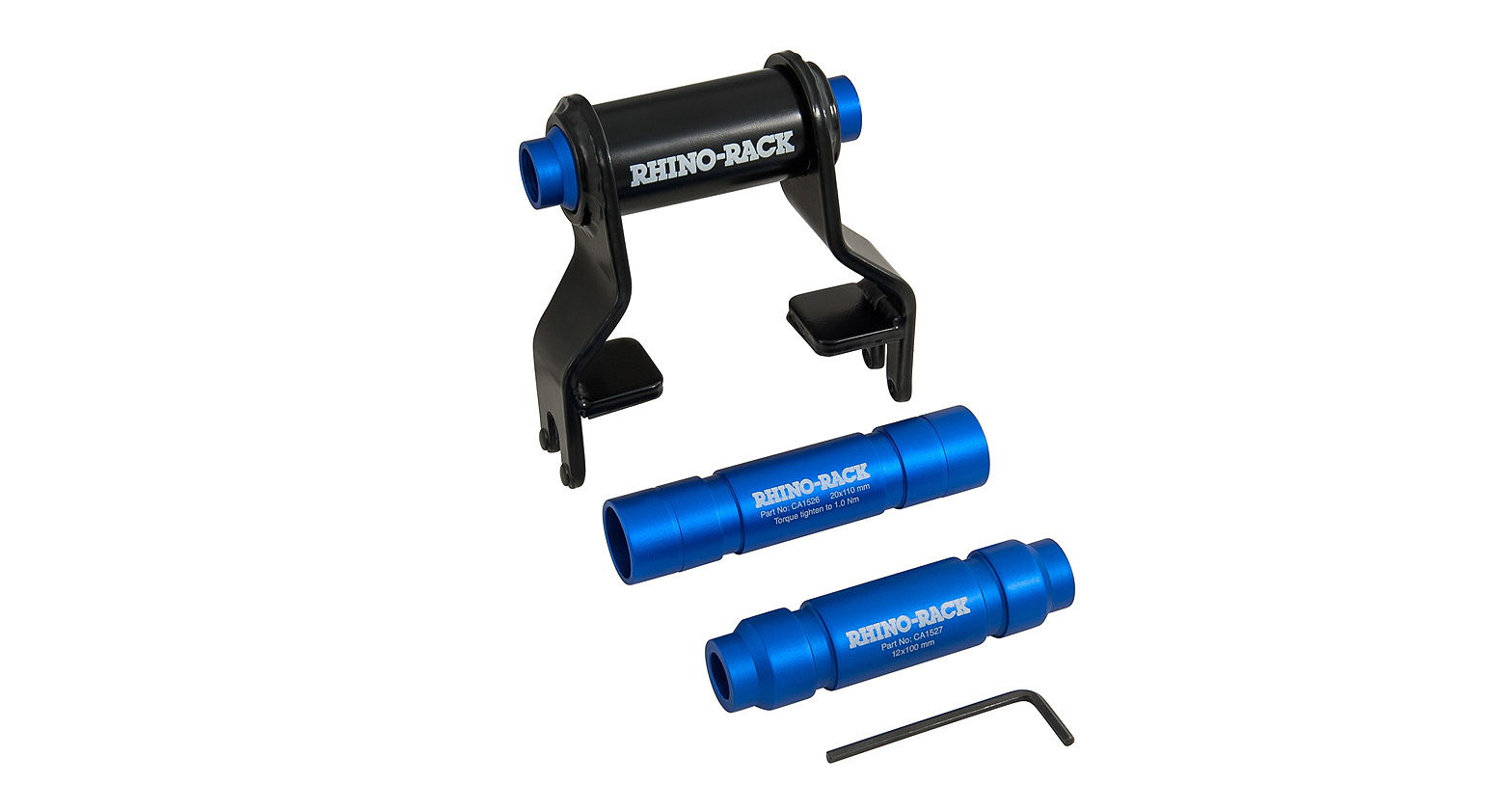 Rhino-Rack Bike Carrier Multi Axle Adaptor