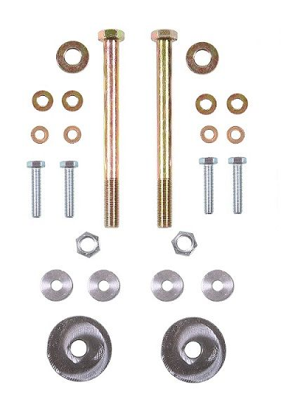 Toytec Front Differential Drop Kit - 03+4Runner