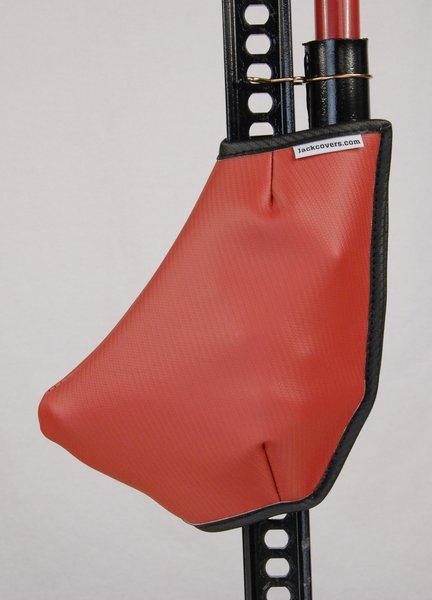 "08 - Radiant Red CF 11"" Jackcover"