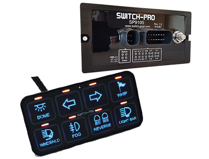 Switch-Pros 8 Panel Power System - Ships Free