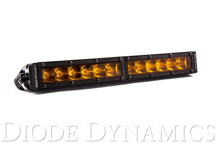 "SS12 Stage Series 12"" Amber Light Bar"