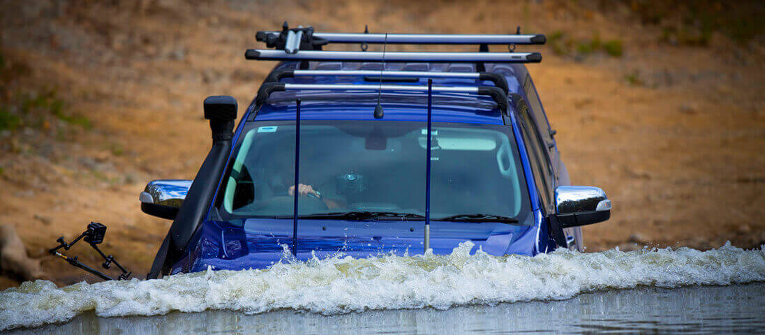 Safari Snorkel for the Toyota 4Runner 2010-2020 - Ships FREE