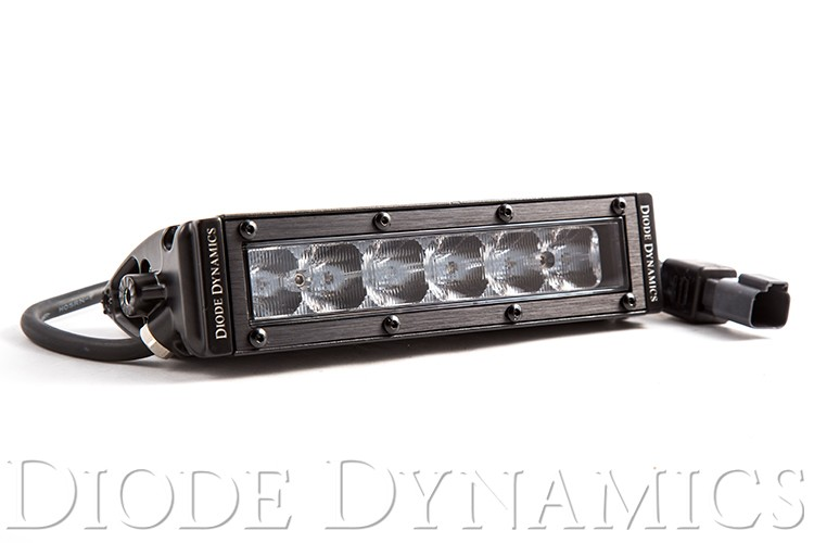 SS6 Stage Series 6 inch White Light Bar (one)