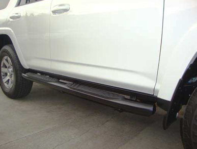 4Runner TRD Pro Black Tube Step Running Board 2014+