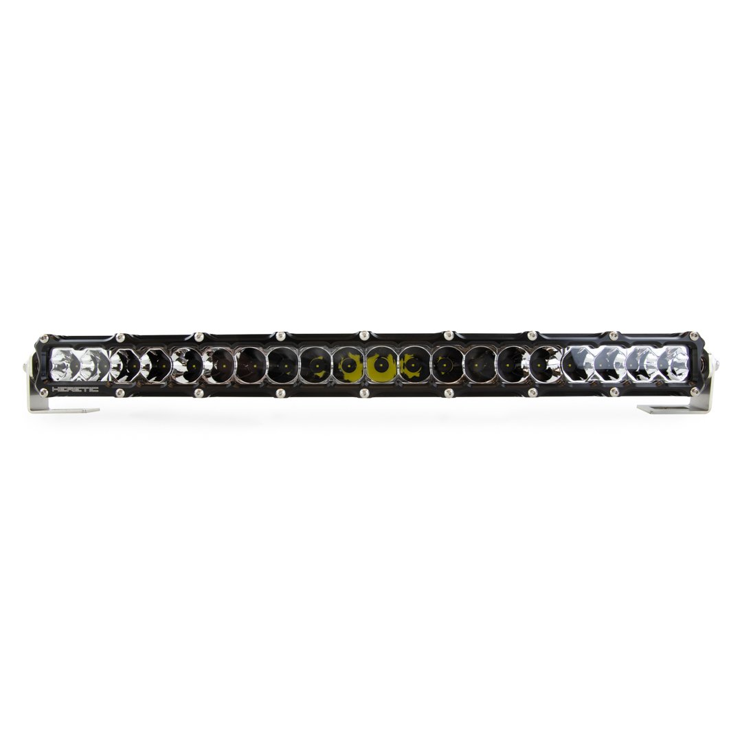 "Heretic Studio LED Light Bar 20"" Billet"