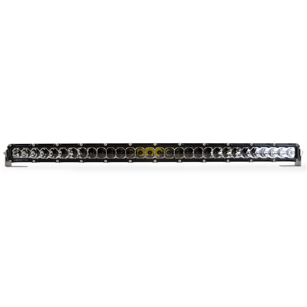 "Heretic Studio LED Light Bar 30"" Billet"