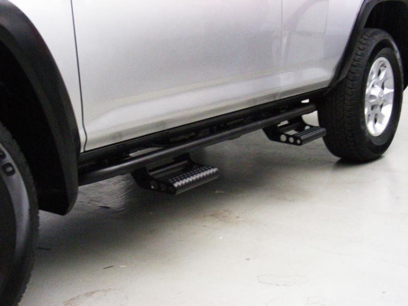 N-Fab 10-16 Toyota 4-Runner Sliders