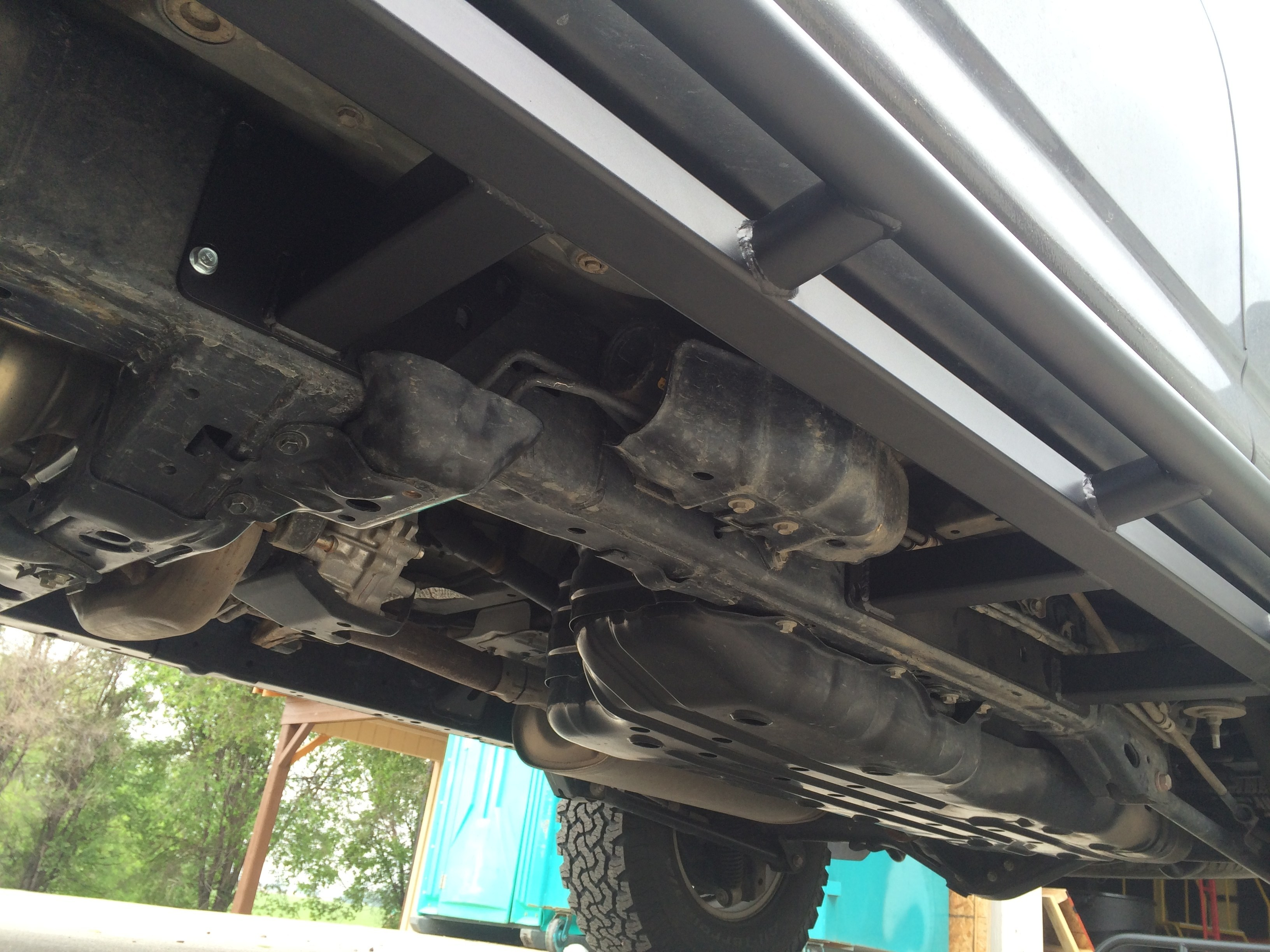 RCI 2010+ 4Runner Rock Sider Steps