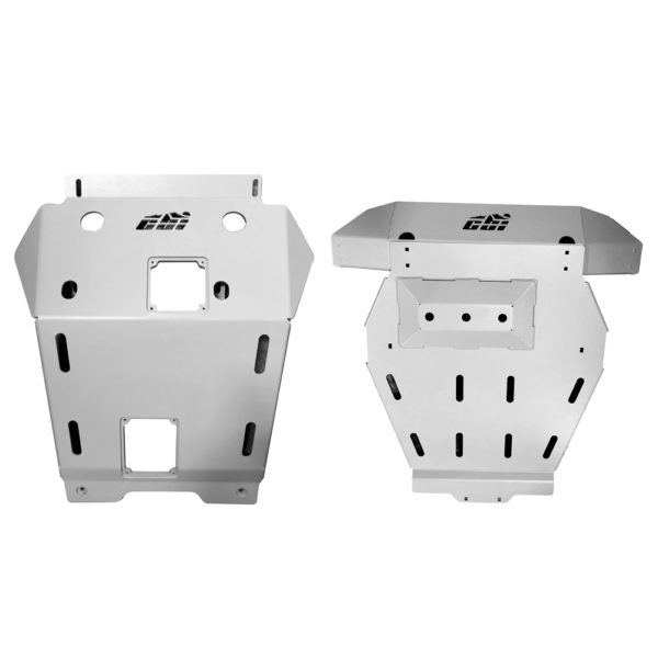 CBI 4th Gen 4Runner Full Skid Plates
