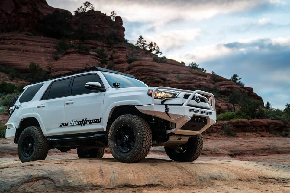 4runner Offroad Wheels >> CBI T4R5 Front Bumper 2014+ [T4R5-14] - $1,349.99 : Pure 4Runner Accessories, Parts and ...