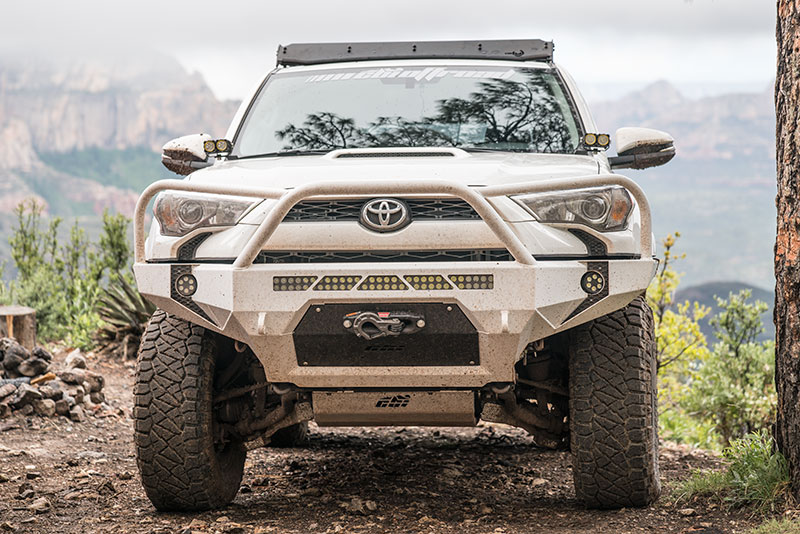 CBI 5th Gen 4Runner Front Bumper 2010-2013