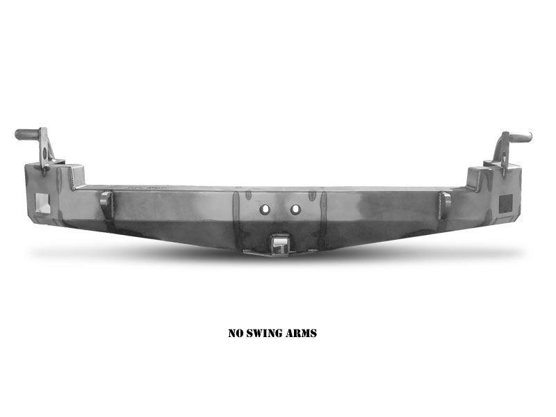 CBI 5th Gen 4Runner Rear Bumper