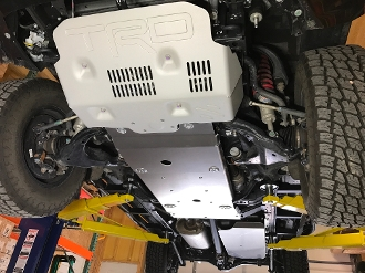 RCI 10-18 4Runner TRD Integration Skid Plate