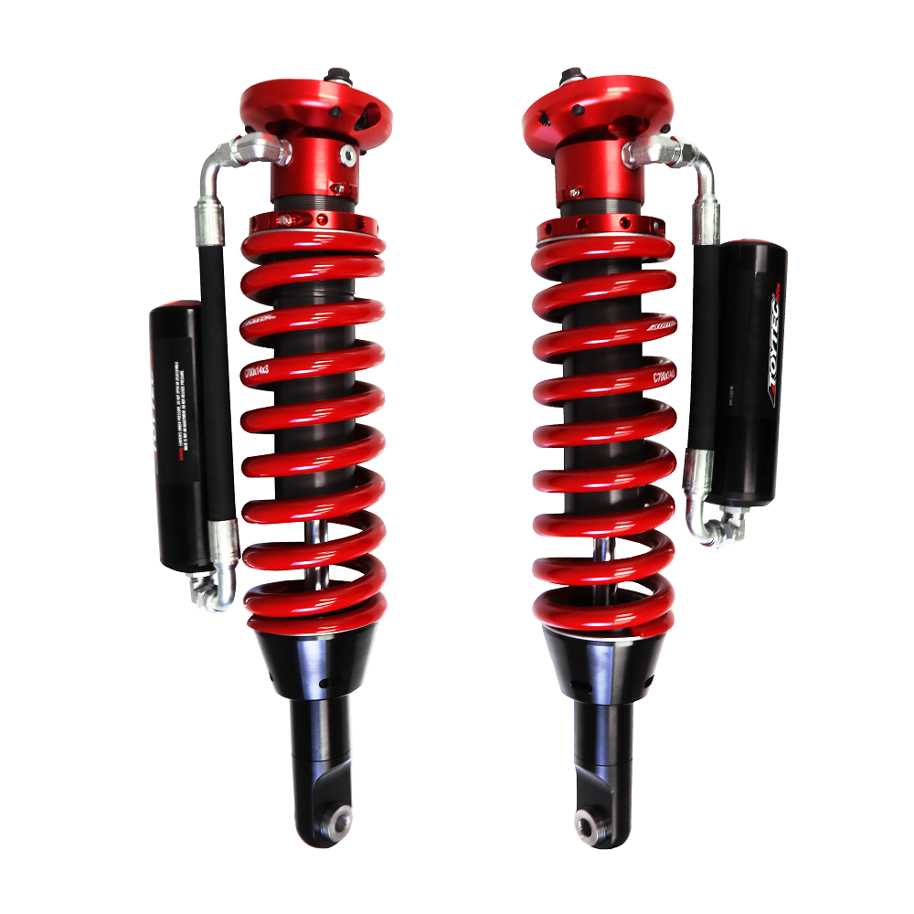 Toytec Boss Aluma Series 2.5 Front Remote Reservoir Coilovers (10+4Runner No KDSS)