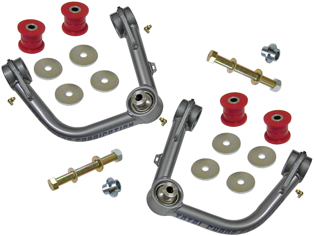 Total Chaos Upper Control Arms for 2003+ 4Runner - Urethane Bushings