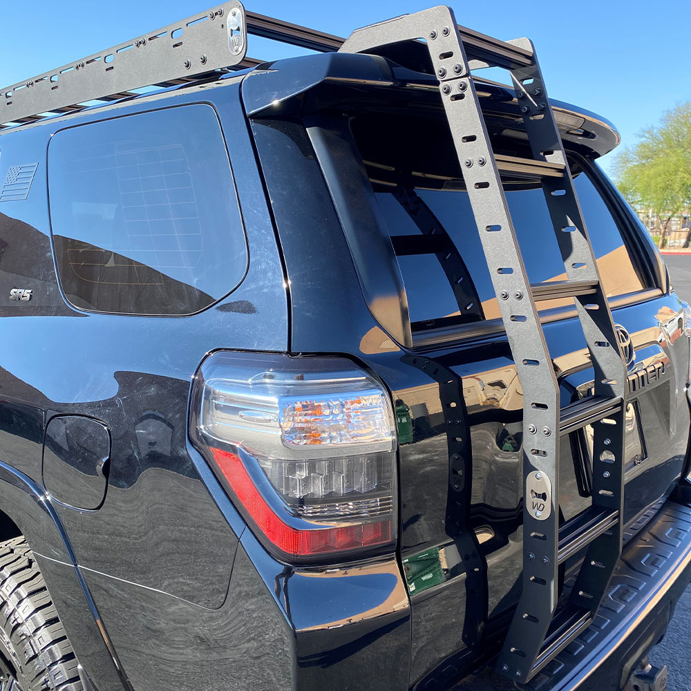 Westcott Designs 4Runner 5th Gen Rear Hatch Ladder