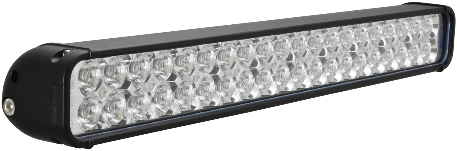 22 inch XMITTER LED BAR BLACK 40 3W LED'S EURO