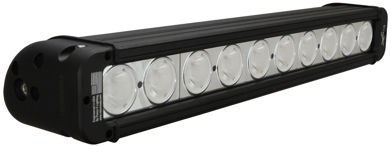 17 inch EVO PRIME LED BAR BLACK 10 10W LED'S WIDE