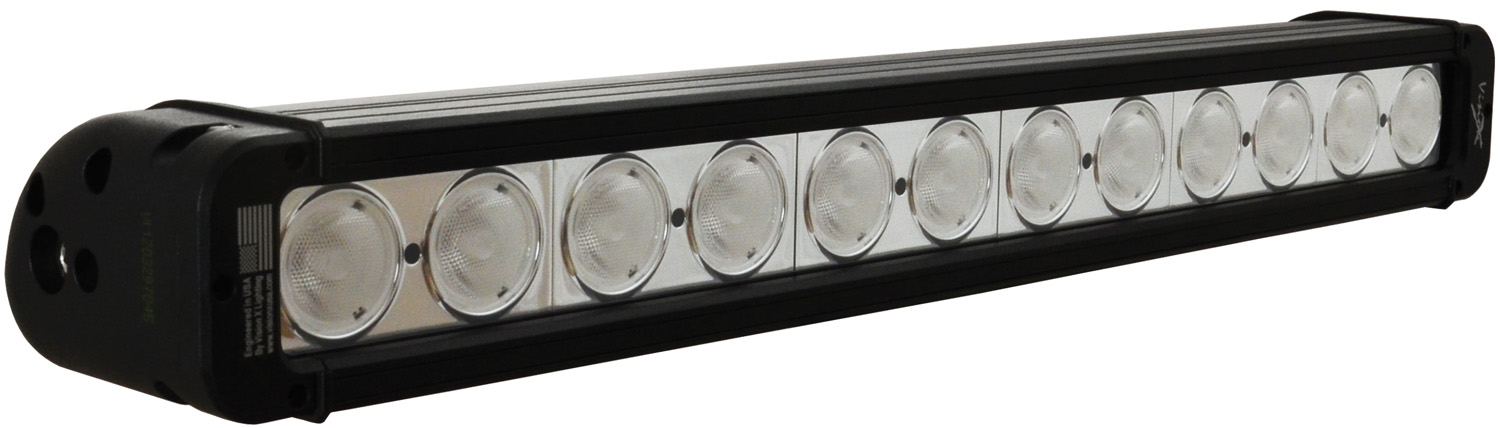 20 inch EVO PRIME LED BAR BLACK 12 10W LED'S WIDE