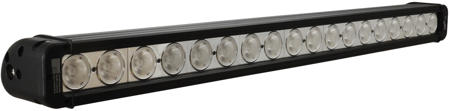 "30"" EVO PRIME LED BAR BLACK 18 10W LED'S WIDE"