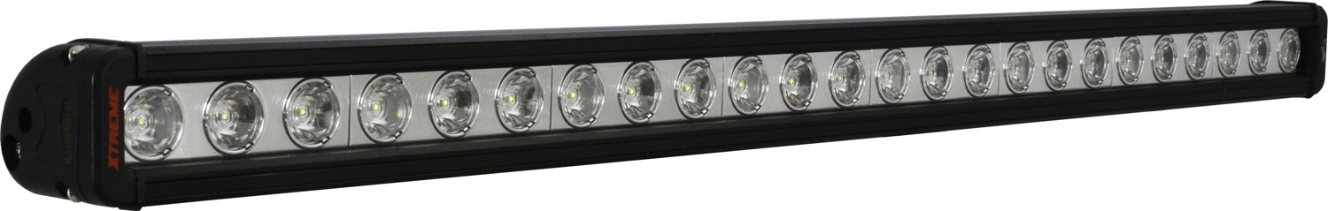31 inch XMITTER LOW PROFILE XTREME BLACK 24 5W LED'S 40ç WIDE